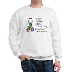 Autism Ribbon Sweatshirt