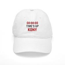 Time's Up Baseball Cap