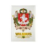 Vilnius Magnets