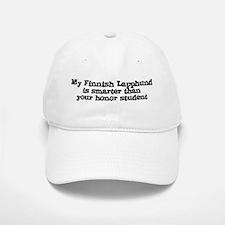 Honor Student: My Finnish Lap Baseball Baseball Cap
