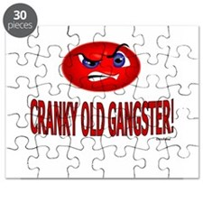 Cranky Old Gangster Puzzle