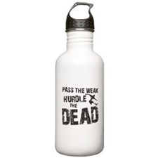 HURDLE THE DEAD Water Bottle