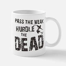 HURDLE THE DEAD Mug