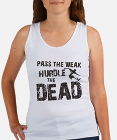 HURDLE THE DEAD Women's Tank Top