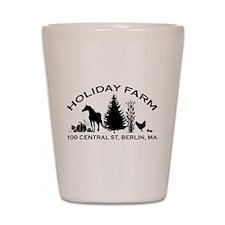 Farm Logo Shot Glass