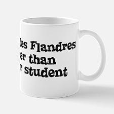 Honor Student: My Bouvier des Mug
