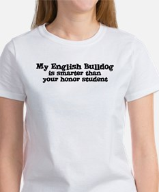 Honor Student: My English Bul Tee