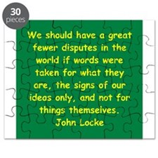 john locke Puzzle