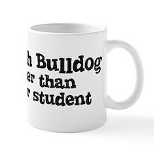 Honor Student: My English Bul Small Mugs