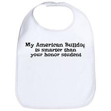 Honor Student: My American Bu Bib