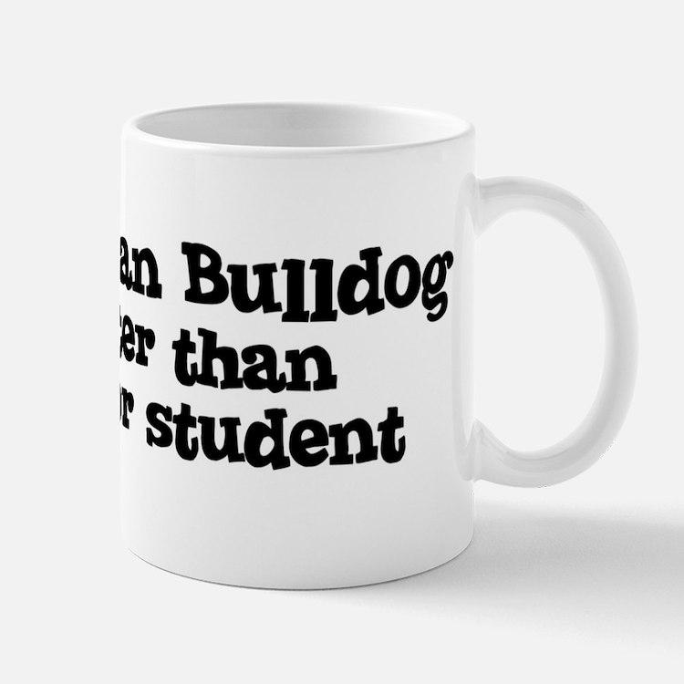 Honor Student: My American Bu Mug