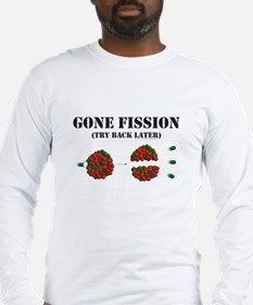 Gone Fission Long Sleeve T-Shirt