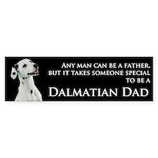 Dalmatian Dad Bumper Sticker