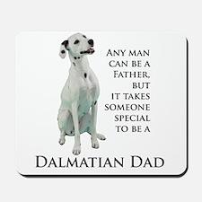 Dalmatian Dad Mousepad
