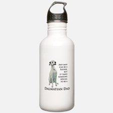 Dalmatian Dad Water Bottle