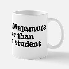 Honor Student: My Alaskan Mal Mug