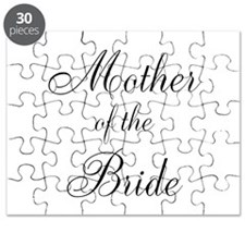 Mother of the Bride Black Scr Puzzle