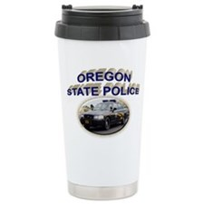 Oregon State Police Travel Mug
