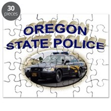 Oregon State Police Puzzle