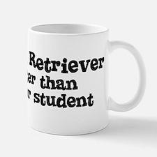 Honor Student: My Golden Retr Mug