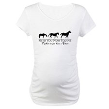 Need You Now Equine Shirt