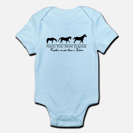 Need You Now Equine Infant Bodysuit