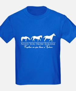 Need You Now Equine Kids Colour T-Shirt
