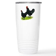 Australorp Chickens Travel Mug