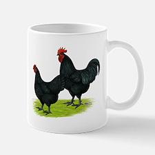 Australorp Chickens Mug