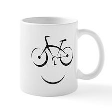 Bike Smile Small Mug