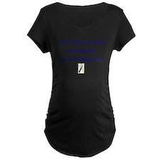 missing chromosome Maternity T-Shirt