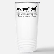 Need You Now Equine Travel Mug