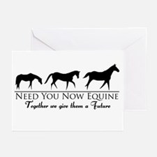 Need You Now Equine Greeting Cards (Pk of 20)