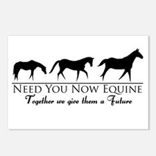 Need You Now Equine Postcards (Package of 8)