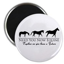 Need You Now Equine Magnet