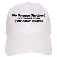 Honor Student: My German Shep Baseball Cap