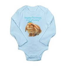 Passover Long Sleeve Infant Bodysuit
