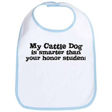 Honor Student: My Cattle Dog Bib