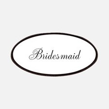 Bridesmaid Patches