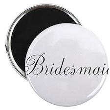 "Bridesmaid 2.25"" Magnet (10 pack)"