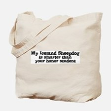Honor Student: My Iceland She Tote Bag
