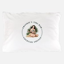 Frankie's Tiki Bar Hula Girl Pillow Case