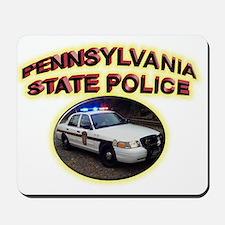 Pennsylvania State Police Mousepad