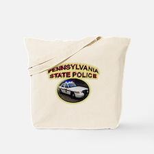 Pennsylvania State Police Tote Bag