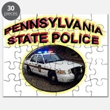 Pennsylvania State Police Puzzle