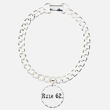 Q Charm Bracelet, One Charm