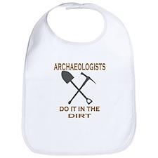 Archaeologists Do It Bib