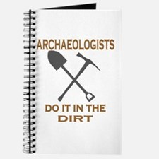 Archaeologists Do It Journal