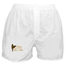 Surfer Girls Know Boxer Shorts