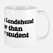 Honor Student: My Norwegian L Mug